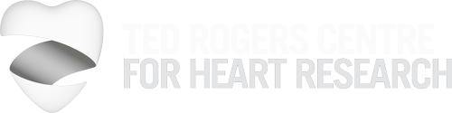 Ted Rogers Center for Heart Research logo