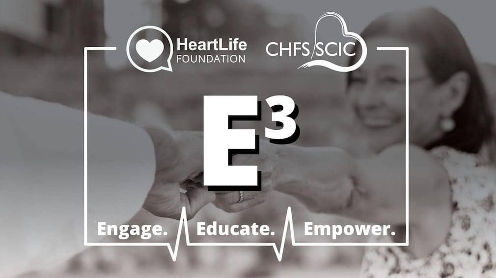 E3 – Engage. Educate. Empower banner