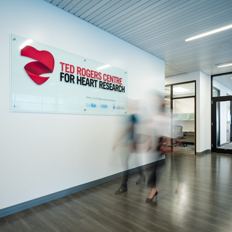 Ted Rogers Centre for Heart Research Labs