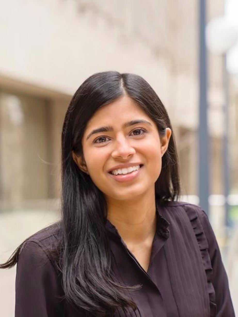 Amika Shah, recipient of a TRANSFORM Heart Failure 2021 Trainee Award.