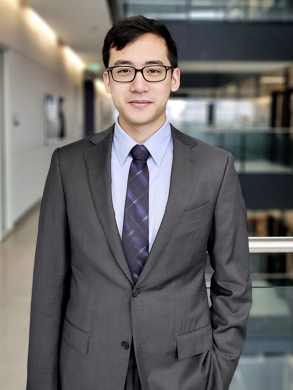 Anthony Yong, recipient of a TRANSFORM Heart Failure 2021 Trainee Award.